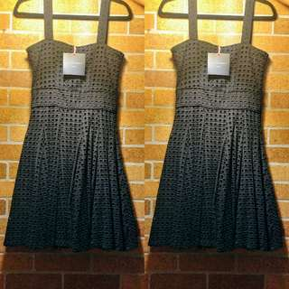 BNWT Cynthia Rowley eyelet dress size 4