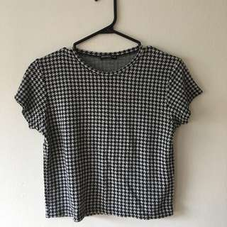 *REDUCED $$* Brandy Melville Cropped T-Shirt