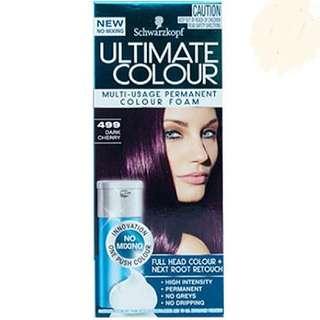 BNIB Schwarzkopf Hair Colour Foam