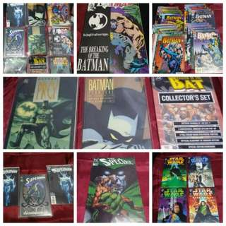 DC Comics Collection (ON SALE)