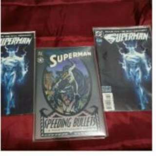 DC COMICS (SUPERMAN ready for the next century) (ON SALE TODAY)