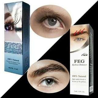 FEG Eyebrow Enhancer / Eyelash Enhancer serum 3g growth