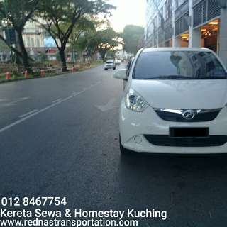 car for rent in Kuching, Sarawak
