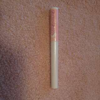 cotton candy pink liner