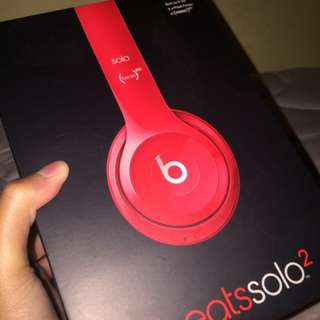 Red Beats Solo 2