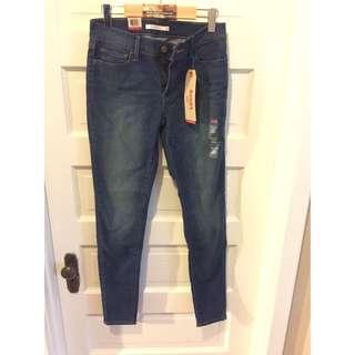 Levi's 710 Skinny Jeans New