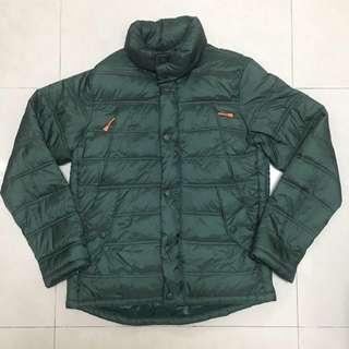 🚚 GAP軍綠色羽絨外套