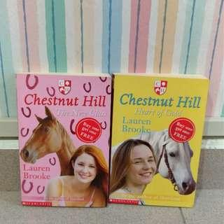 """Chestnut hill"" series"