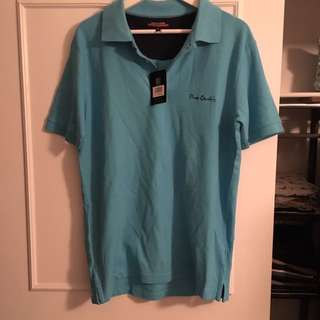 Men's Polo Size large