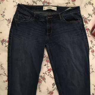 Woman's Jeans From Abercrombie