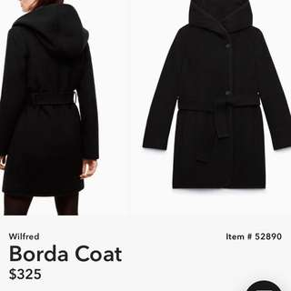 WILFRED BORDA COAT