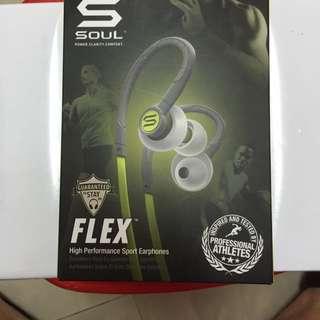 Soul Flex Sport Earphone