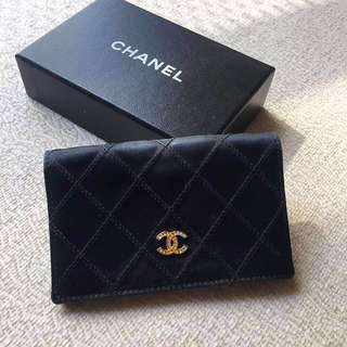 AUTHENTIC CHANEL Card Holder / Coin Case / Purse