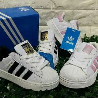 Kids Adidas Rubber Shoes