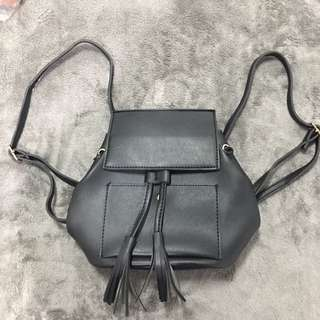 Black Chic Backpack