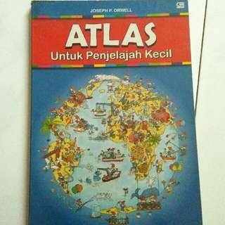 Atlas Untuk Penjelajah Kecil