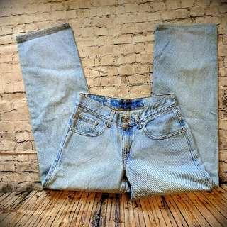 Levi's silver tab vintage mom jeans 27