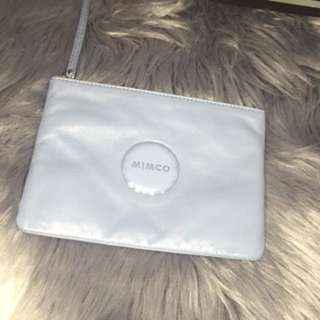 Mimco Pouch / blue