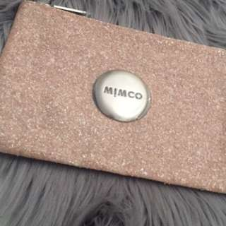 Sparkly Mimco Pouch