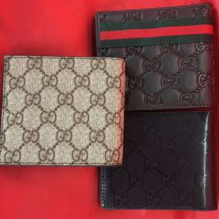 Gucci mens wallet with dustbag and box free shipping for more info pm me