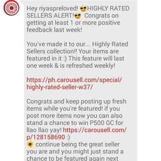 2nd CAROUSELL!!