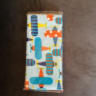 Organic cotton fabric size 52cmx57cm. RM 10.00 Postage not included. COD Pick Up Usj Subang Jaya