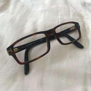 Tom Ford Glasses Reading Specs Tortoise Brown Frames