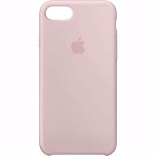Apple Silicone Case - iPhone 7 Plus (Pink Sand)