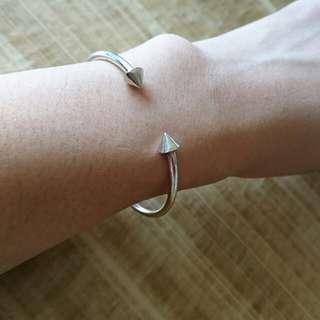 純銀個性手環