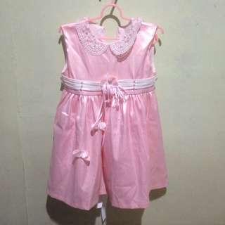Preloved Silk Dress