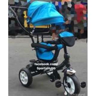 New 4in1 Stroller Bike For Kids 4 in 1 Adjustable Bicycle