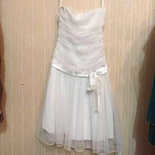 White Tutu Gown