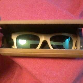 Reduced - Handmade Bamboo Sunglasses