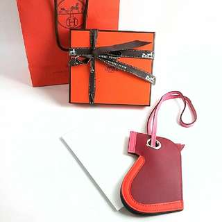 Hermes Camail Charm/ Key Holder BRAND NEW (BNIB)