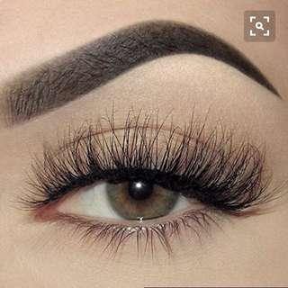 Flutter me lashes