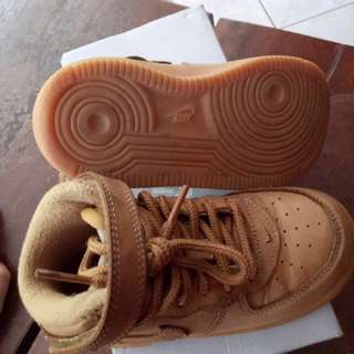 Authentic Air Force 1 for toddler