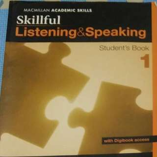 skillful listening and speaking