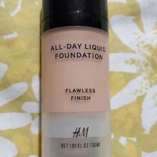H&M All Day Liquid Foundation