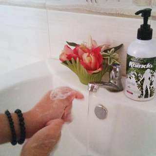 kainda gentle hand soap (2 variants to choose from)