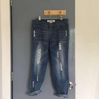 Next Boyfriend Jeans