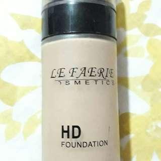 LE FAERIE HD Foundation