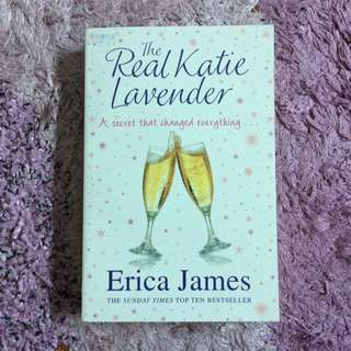 Erica James - The Real Katie Lavender