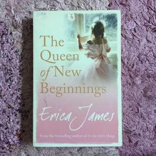 Erica James - The Queen of New Beginnings