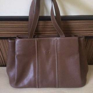 Hand bag coklat good condition