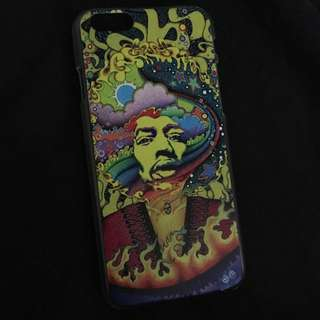 iPhone 6/6s case Jimi Hendrix cool psychedelic trippy