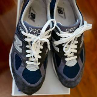 New Balance 990 Version 2 Made in USA SZ 8.5 M900NV2