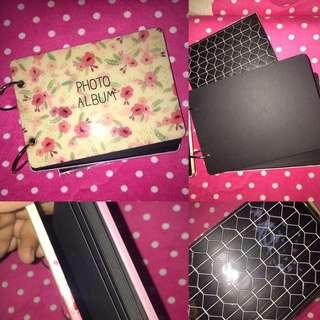Mini Scrapbook/photo album
