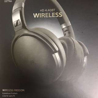Sennheiser HD 4.40BT Wireless Bluetooth Headphones