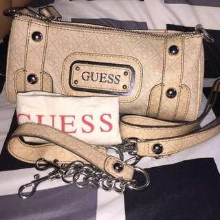 Repriced!!!Guess 2 way bag
