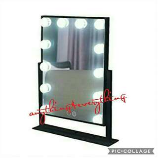 12 Bulb Led Light Vanity Mirror